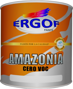 Amazonia vinilo cero voc